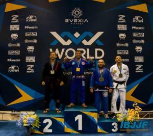 World Master 2015